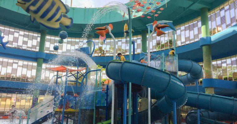 Splash Splash Away! Kidz Amaze SAFRA Punggol