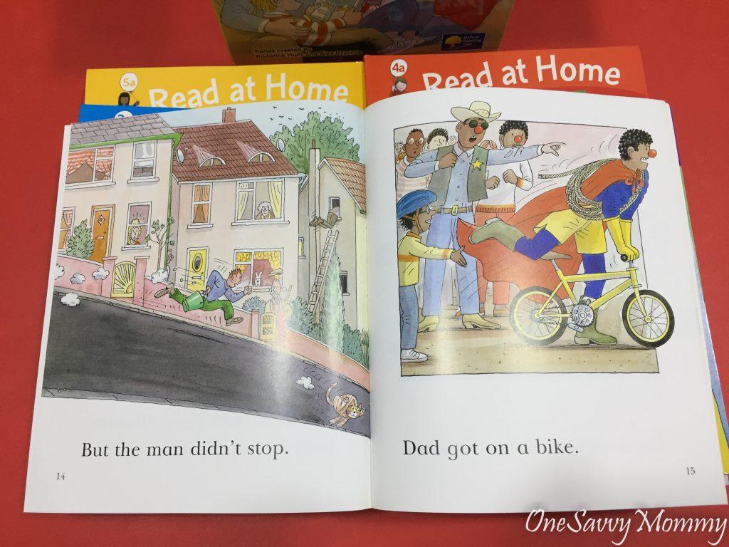 Preschooler Learn How to Read