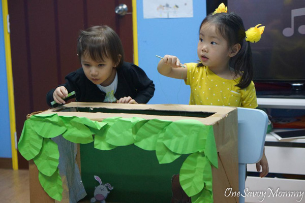 Choosing the Best Preschool in Singapore