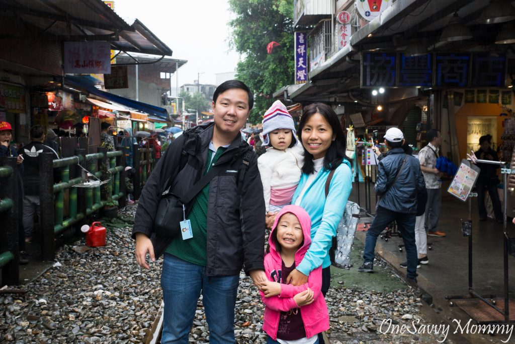 Visiting Taipei with Kids in November