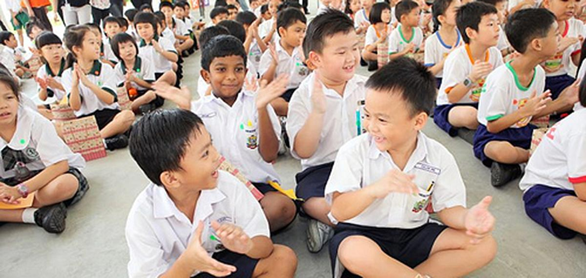 Foreign Students: How to get into Singapore Primary School?