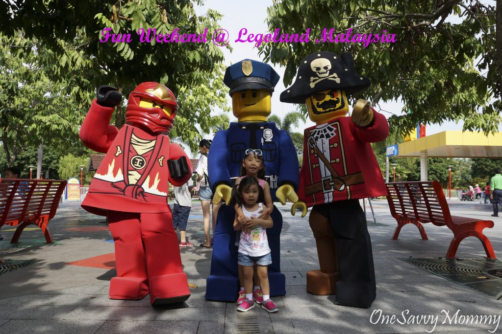 Fun day with kids at Legoland Malaysia